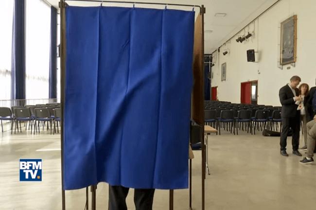 Vote élection politique