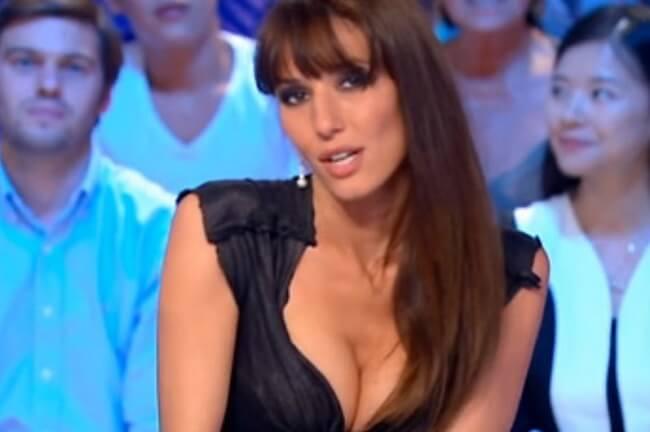 Doria Tillier imite Monica Bellucci