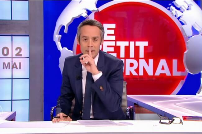 Le Petit Journal Yann Barthès