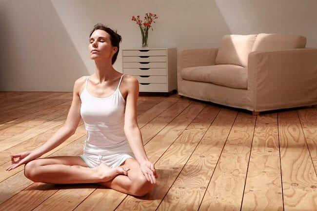 yoga zen détente